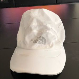 The North Face Flight Light Hat White OS